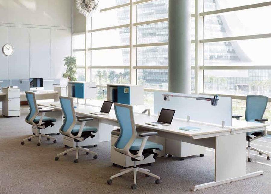Sistemas modulares archivos fursys for Modulos de escritorio para oficina