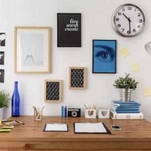 Dedica 5 minutos diarios para ordenar tu escritorio