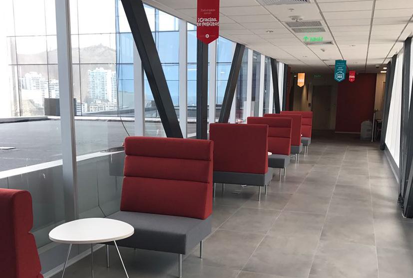 Espacio de trabajo Grupo Empresarial Peruano
