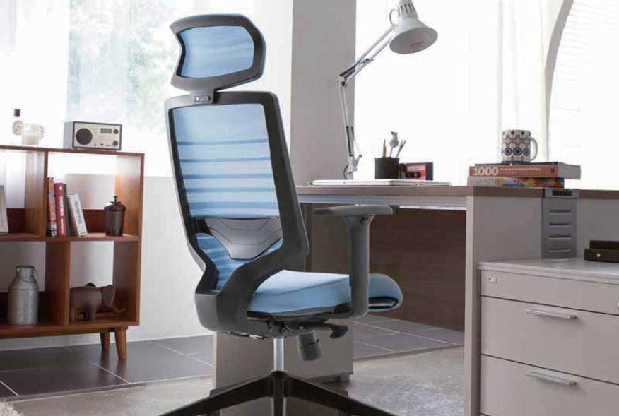 Dolor de espalda, alívialo con una silla ergonómica